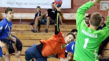 Młodzicy UKS Miś Gorzów awansowali do półfinałów mistrzostw Polski w piłce ręcznej