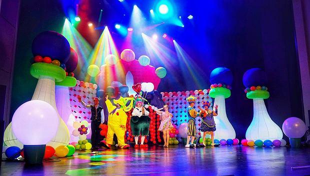 Funny Balls Show w Radiu Wrocław
