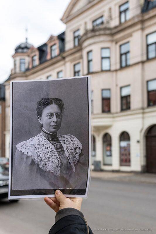 Landskrona - miasto Selmy Lagerlöf