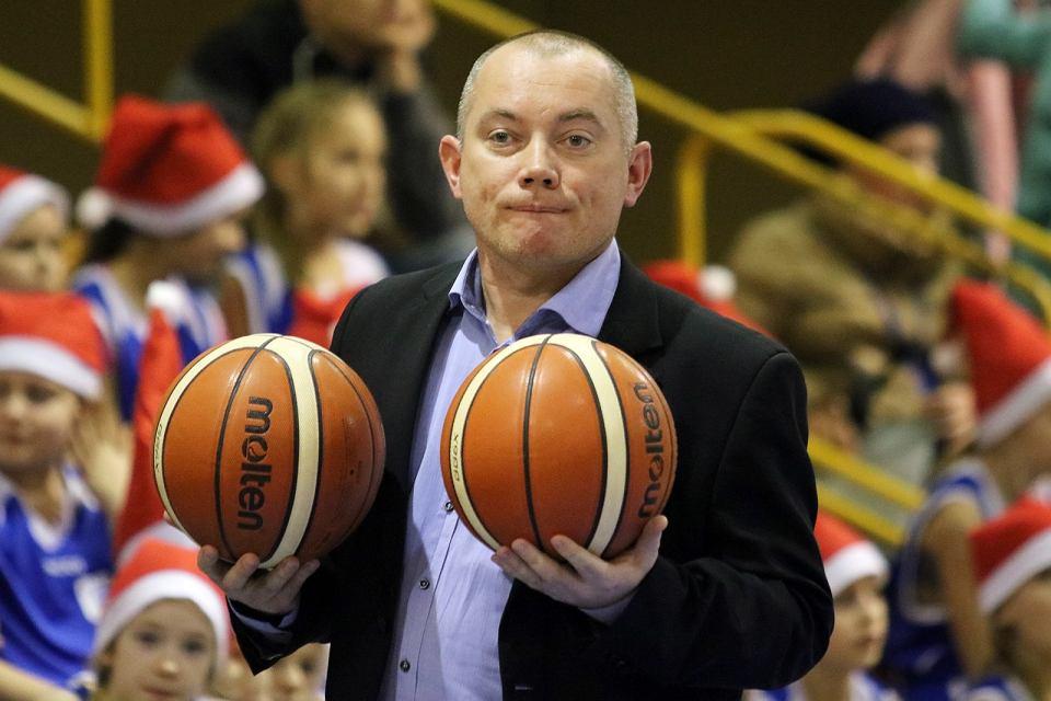 Basket Liga Kobiet: InvestInTheWest AZS AJP Gorzów - Ślęza Wrocław 68:63 (20:19, 17:14, 14:15, 17:15). Arkadiusz Rusin