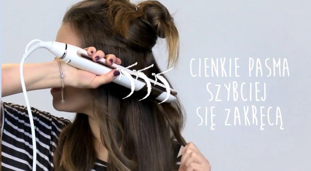 Jak zakręcić włosy prostownicą?