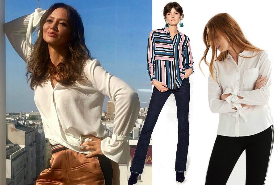 3e86fae7d30d27 Stylowe koszule na co dzień: aż 30 pięknych modeli w cenach do 100 ...