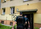 57-letni mężczyzna zastrzelił się podczas eksmisji z mieszkania