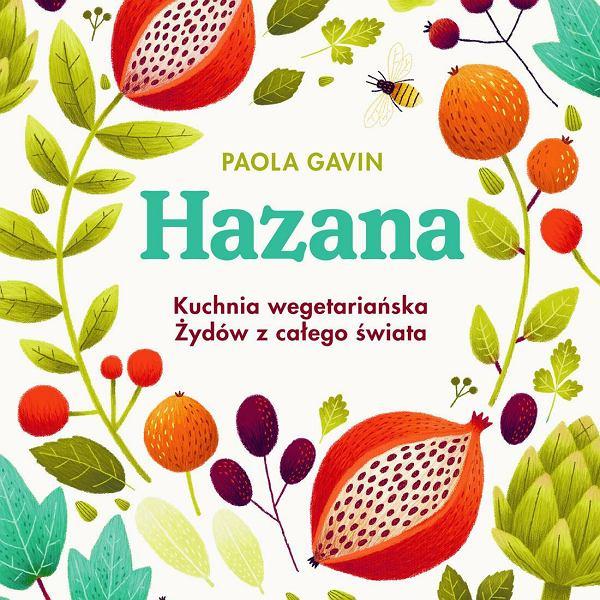 Książka 'Hazana' Paoli Gavin