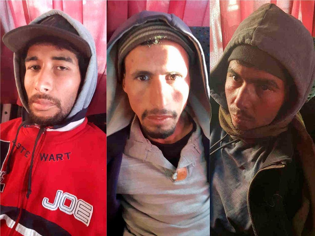 Rachid Afatti, Abdessamad Ejjoud, Younes Ouaziyad