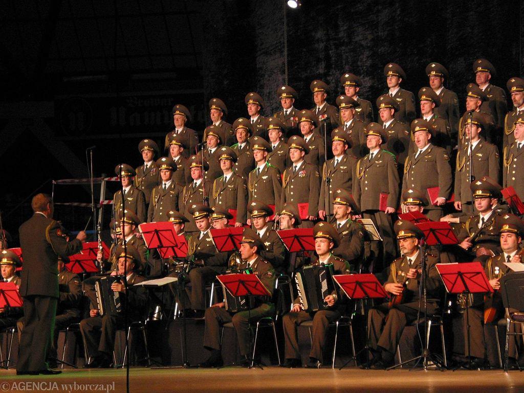 Chór Aleksandrowa w Opolu, 2004 / RAFAŁ MIELNIK