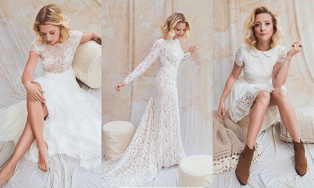 Lara Gessler suknie ślubne 2019