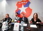 Konferencja władz Wisły Kraków. Dużo słów, konkretów brak