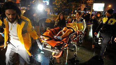 Do zamachu w klubie Reina w Stambule doszło w sylwestrową noc
