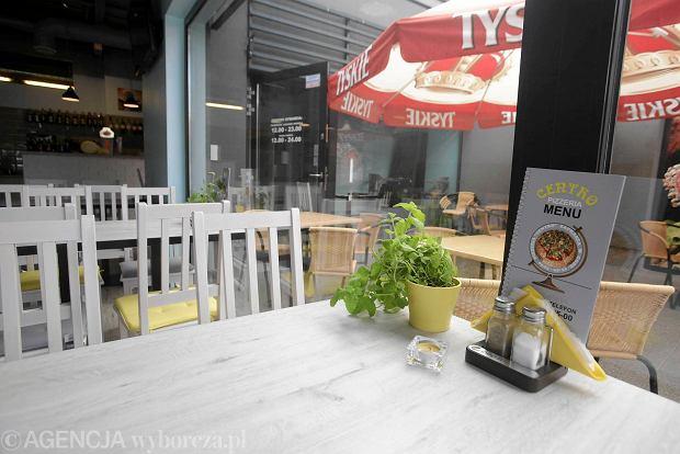 Zdjęcie numer 3 w galerii - Nowy lokal pod adresem Hynka 65. W Centro zamówisz pizze i makarony