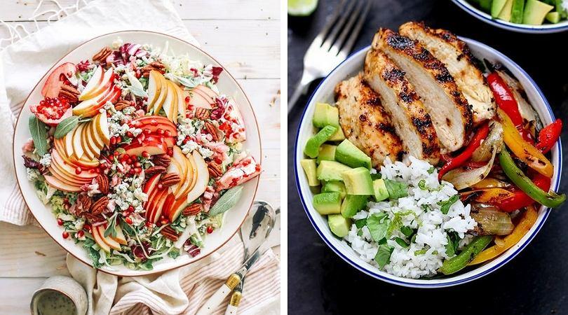 Sałatka z kurczakiem jest lekka, sycąca i prosta w przygotowaniu.