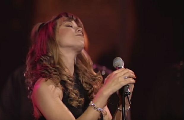 Mariah Carey - Silent Night (Live at St. John The Divine)