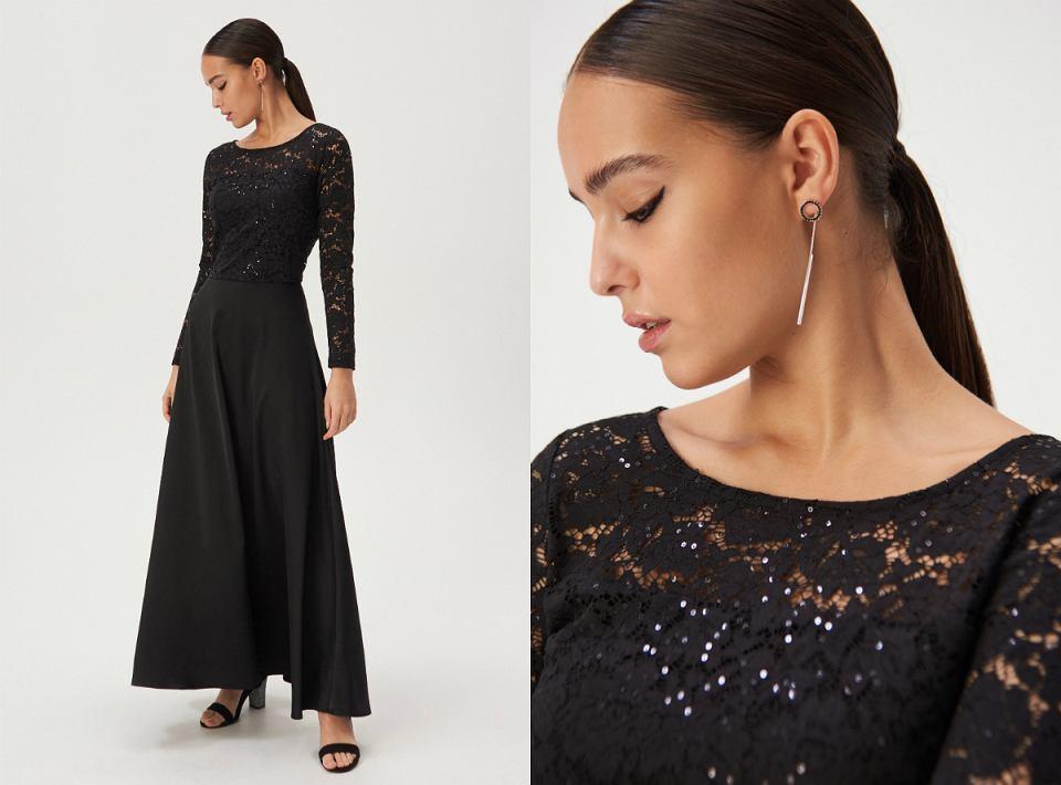 Sinsay sukienki wieczorowe