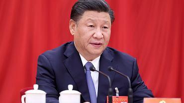 Xi Jinping, sekretarz generalny Komunistycznej Partii Chin