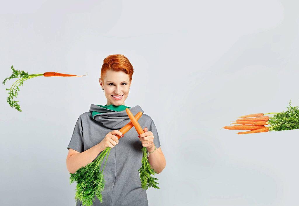 Na fotografii Joanna Szulc, redaktor naczelna magazynu