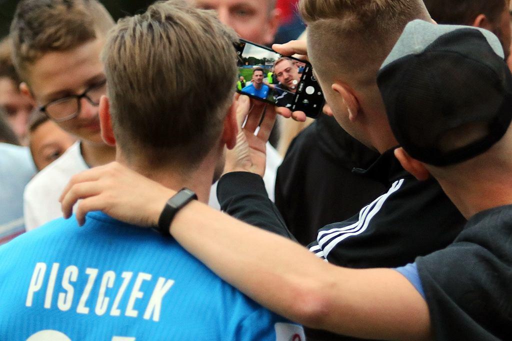 Sobota, 4 września 2021 r. Piłkarska trzecia liga: Warta Gorzów - LKS Goczałkowice Zdrój 0:2 (0:0). W zespole gości zagrał 66-krotny reprezentant Polski Łukasz Piszczek