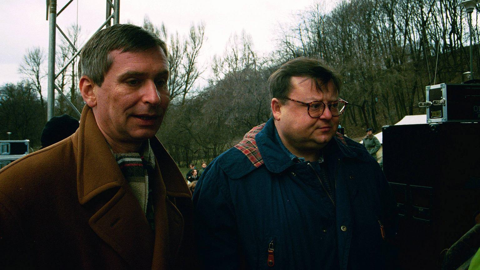 Wojciech Mann: Nie naciągam ludzi, nie organizuję loterii. Fan żartuje: Jednak było inaczej