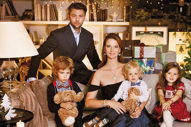 Rodzina Janiaków w nowej kampanii APART
