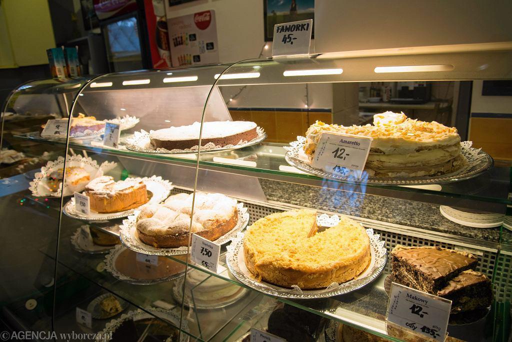 Ciasta w Misiance