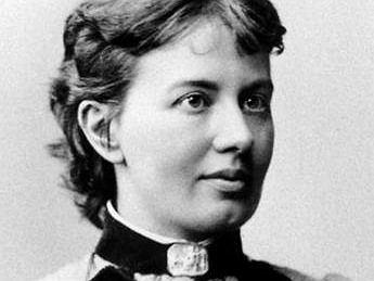 Wybitna rosyjska matematyczka Zofia Kowalewska (1850-1891).