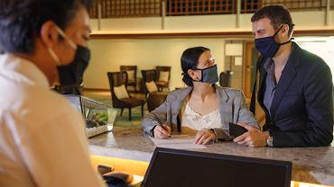 W najnowszym rozporządzeniu w hotelu mogą się m.in. zatrzymać osoby będące w podróży służbowej