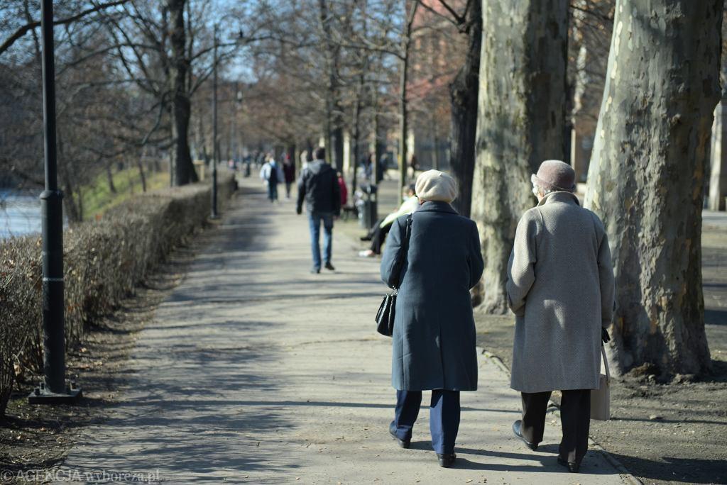 Waloryzacja emerytur. Zdjęcie ilustracyjne