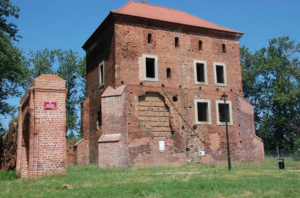 Zamek Kasztelański w Gołańczy