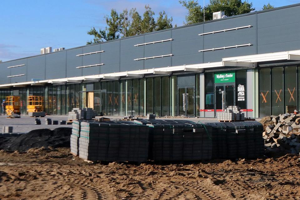 Wrzesień 2021 r. N-Park na terenach po dawnym Stilonie już niedługo zostanie otwarty