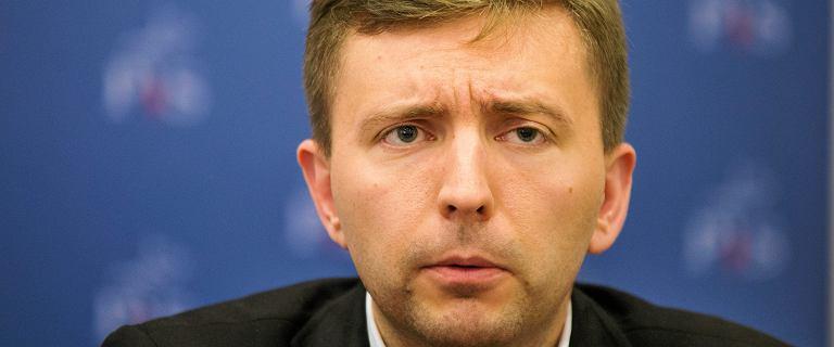 Schreiber atakuje media po pytaniu o agresywne wpisy Pawłowicz
