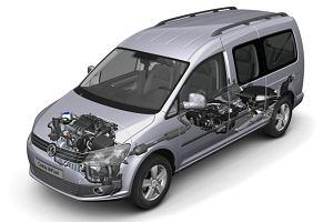 2012 Volkswagen Caddy Bifuel