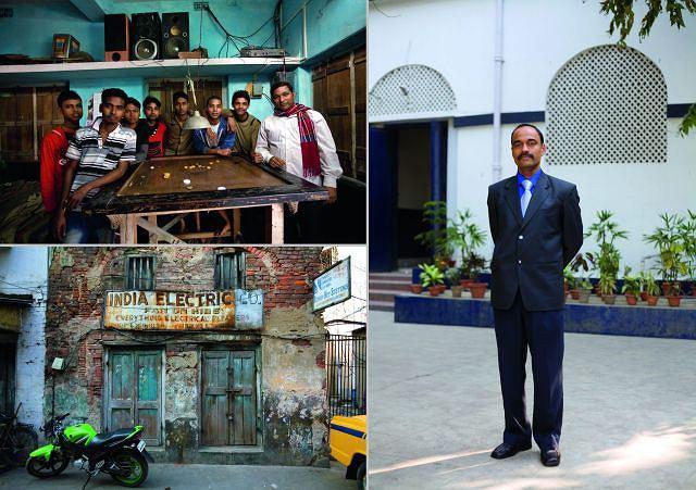 Anglo-Indusi w Indiach. Charles (z prawej, w garniturze), dyrektor szkoły w Kalkucie: Jeszcze kilka lat i wszystko się posypie... Dziedzictwo naszych ojców... Nie ma komu dbać
