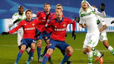 CSKA Moskwa - VfL Wolfsburg