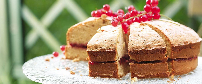 Tort z mąki gryczanej (Torta di grano saraceno)