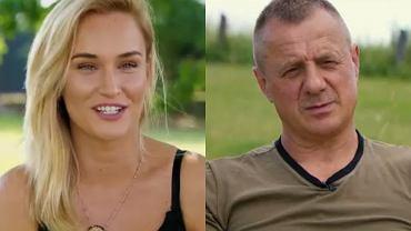 Kamila, Krzysztof z programu 'Rolnik szuka żony'