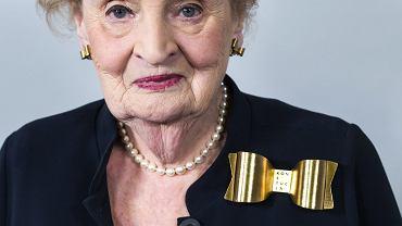 Madeleine Albright: Ta broszka od was jest fantastyczna