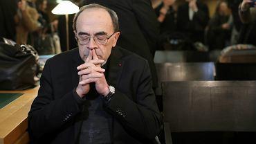 Kardynał Philippe Barbarin