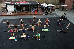 99 Problems powered by Reebok - zawody CrossFit w centrum Warszawy