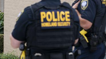 Policja w USA / zdjęcie ilustracyjne