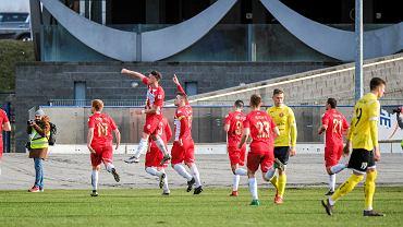 Apklan Resovia Rzeszów - Widzew Łódź 1-1