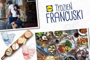 Oryginalny camembert, brie i sery pleśniowe - Tydzień Francuski już od 29 czerwca w Lidlu