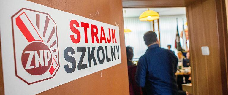 Sławomir Broniarz: Około 90 proc. poparcie dla strajku nauczycieli