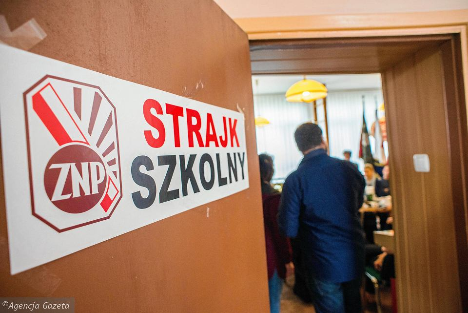 Lublin. W poniedziałek rozpocznie się strajk nauczycieli