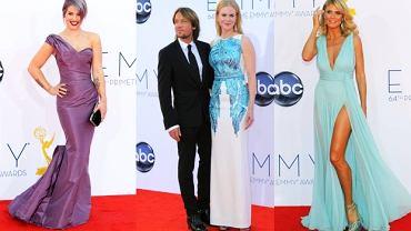 Kelly Osbourne, Nicole Kidman, Heidi Klum.