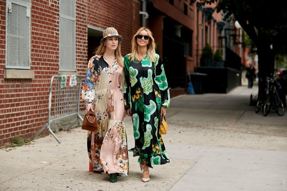 Kwiaty królują nie tylko na pokazach, ale także na światowych stolicach mody