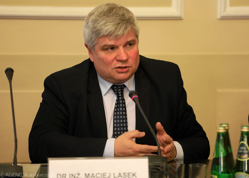 Poseł Koalicji Obywatelskiej Maciej Lasek