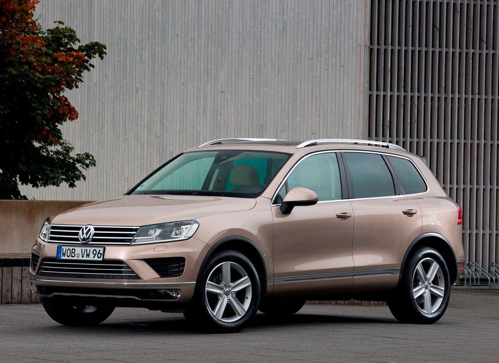 Volkswagen Touareg Business Line