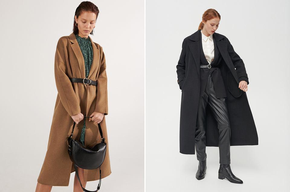 Modne płaszcze na 2020 rok