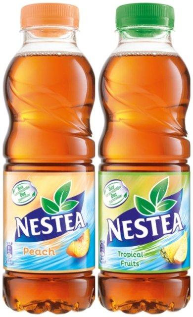 Daj się zaskoczyć nową zmienioną Nestea Black Tea z dodatkiem ekstraktu z liści stewii