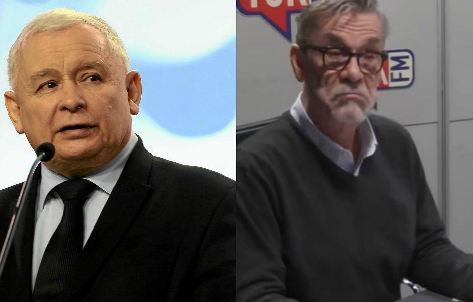 Jarosław Kaczyński, Jacek Żakowski