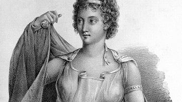 Agnodike pierwsza ginekolożka i położna w starożytnych Atenach